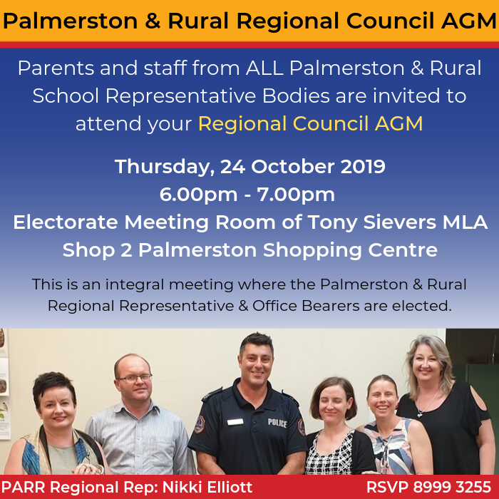 Invite - AGM - Palmerston & Rural Regional Council - 24Oct2019.png