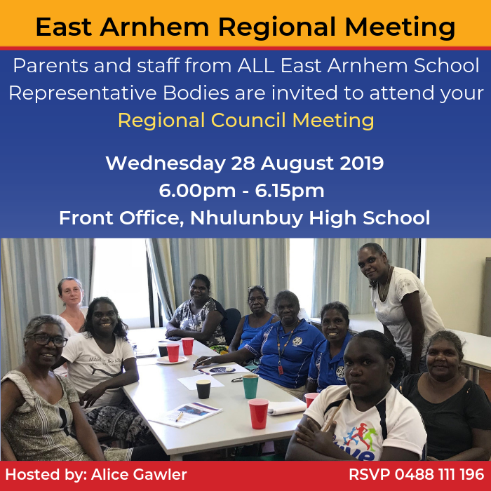 East Arnhem Regional Council General Meeting - Term 3