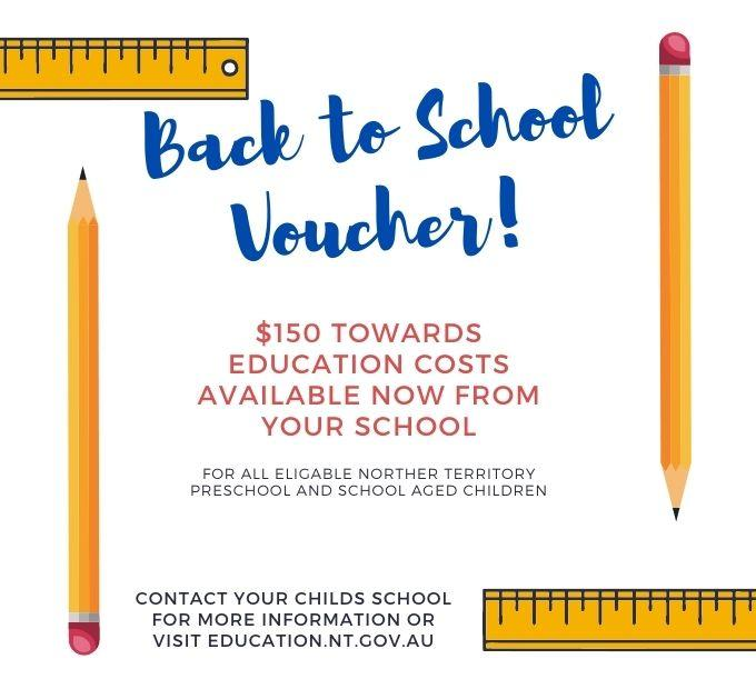 Back to School Voucher