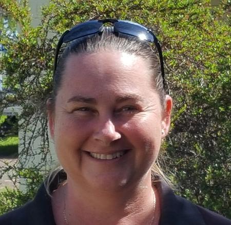 Nikki Elliott - Palmerston & Rural Region Representative